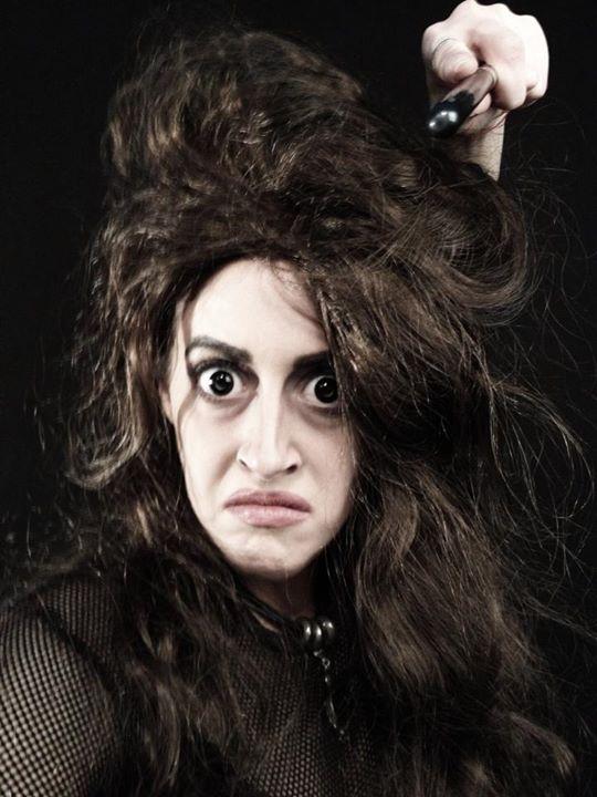 bellatrix lestrange makeup - HD2448×3264