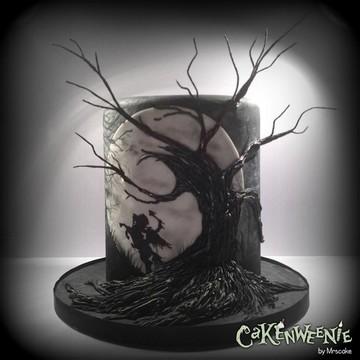 美味的地獄新娘 提姆波頓蛋糕工坊Cakenweenie美味的地獄新娘 提姆波頓蛋糕工坊Cakenweenie