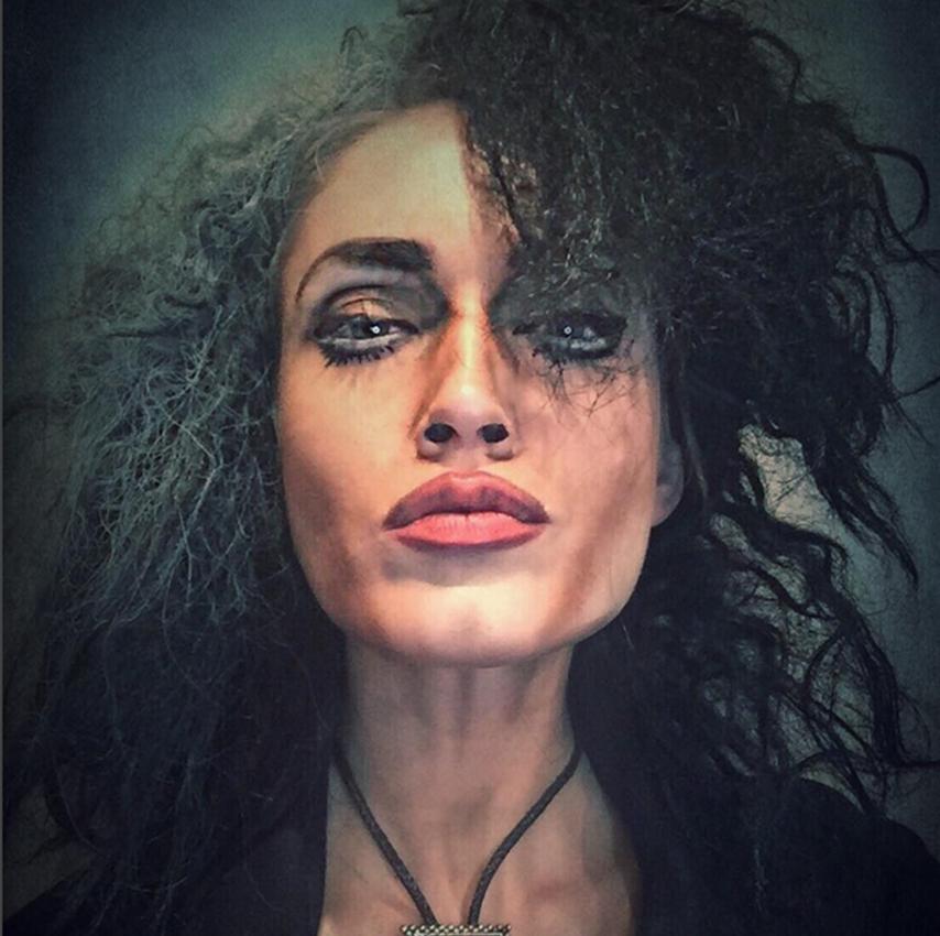 bellatrix lestrange makeup - 640×640